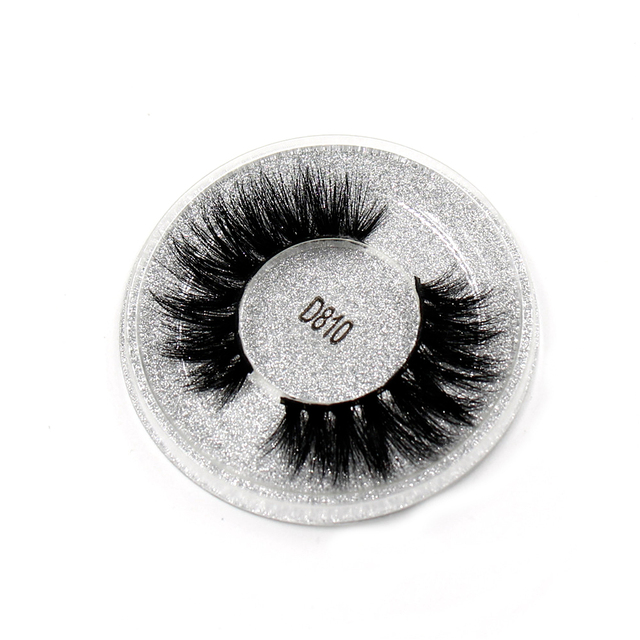 AMAOLASH 3D Mink Lashes Cruelty Free Mink False Eyelashes Natural Handmade Eyelash Extension Makeup Fake Eye Lashes 2