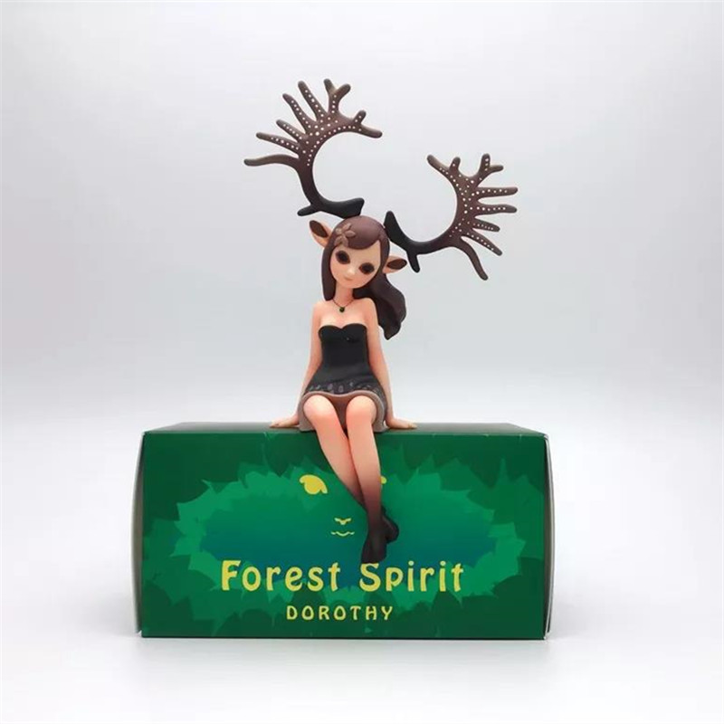 Blind Box Genuine Black Litchi Art Dorothy Variety Series Dorothy Forest Elf First Boomer Play Decoration Hand