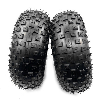 Neumático para vehículo todo terreno ATV 145/70-6 de 6 pulgadas, adecuado para ruedas delanteras o traseras de 50cc, 70CC, 110CC y ATV pequeño