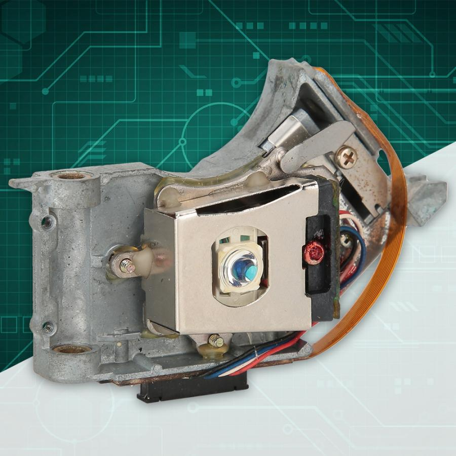Прочный оптический лазерный объектив, совместимый комплект замены для игровой консоли TOP-60 Xbox со сменной лазерной линзой