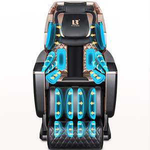 Image 3 - LEK 988J electric Super luxury 148CM SL Manipulator massage chair Full body home office multifunctional Zero Gravity chairs sofa