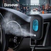Baseus purificador de ar do carro auto mini umidificador magnético ambientador carro saída de ar difusor perfume fragrância