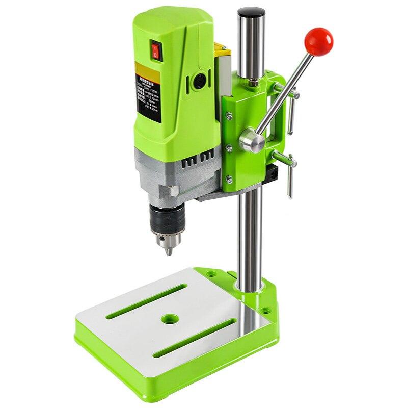 Mini mini precision bench drill Drill milling machine small household multifunctional 220v Drilling machine