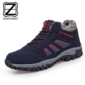 ZXWFOBEY Fur Plush Sneakers Waterproof High Quality Casual Sneakers Women Flat Shoes Unisex Casual Shoes Comfortable Mother Shoe