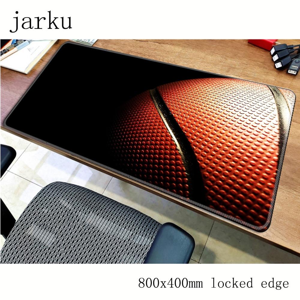 Баскетбольный коврик для мыши 800x400x2 мм, коврик для мыши notbook xl, игровой коврик для мыши, большой великолепный коврик для мыши, настольного ПК-0