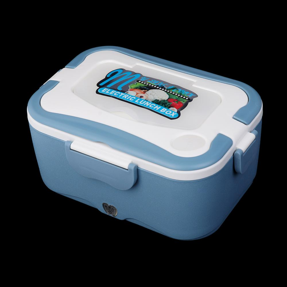 New 1.5L 24V Car/Truck/House Electric Heating Lunch Box Food Warmer 45W