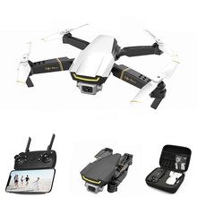 Global Drone GW89 Quadrocopter with Camera HD 1080P Helicopter RTF Folding RC Drone X Pro WIFI FPV Dron VS M69 E58 E520 SG106(China)
