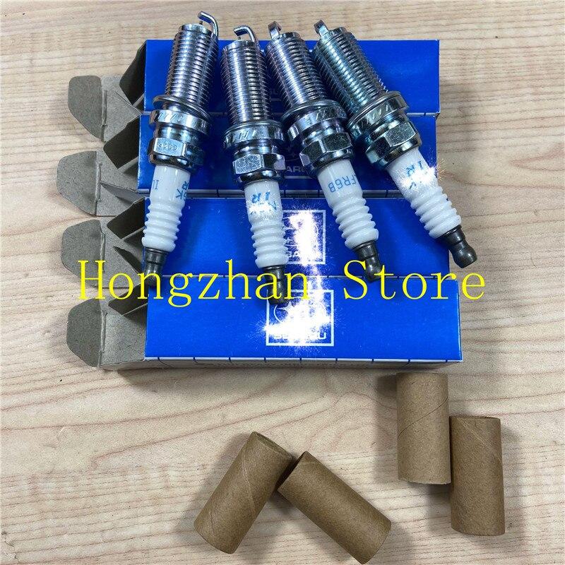 Original Spark plug for FORD SUBARU FORESTER IMPREZA LEGACY LIBERTY TRIBECA VOLVO C30 C70 S40 S60 S80 V40 V50 XC60 XC70 XC90