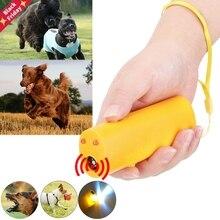 Equipment Repeller Pet-Dog-Training-Device Stop Barking Pest-Control Ultrasonic 3-In-1