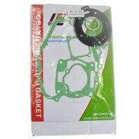 For Yamaha DT200R 3ET DT 200 R 200R Motor Bike Cylinder Crankcase Cover Top End Complete Gasket Set
