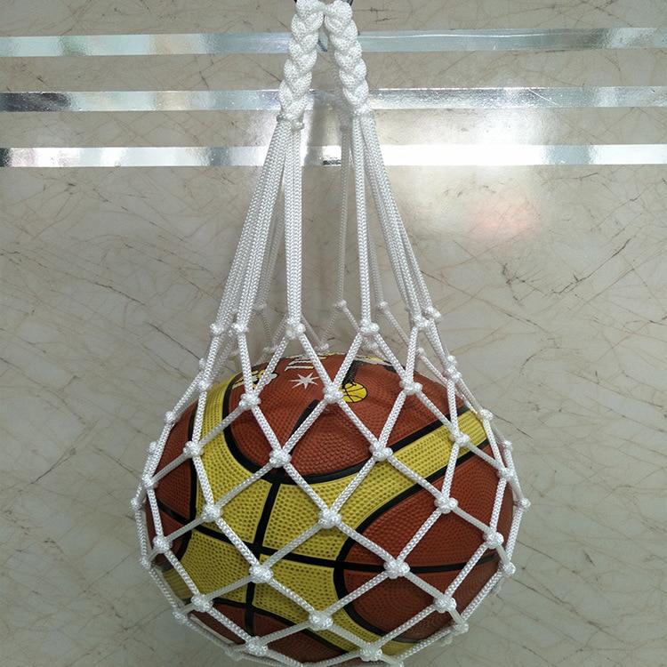 Ball Pocket Ball Bag Ball String Bag Sports Bag Basketball Volleyball And Football Net Pocket Soccer Package Shoulder Zu Qiu Dai