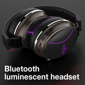 Image 2 - SANLEPUS אלחוטי אוזניות Bluetooth אוזניות סטריאו מתקפל אוזניות HIFI סטריאו אוזניות Bluetooth אוזניות מוסיקה אוזניות