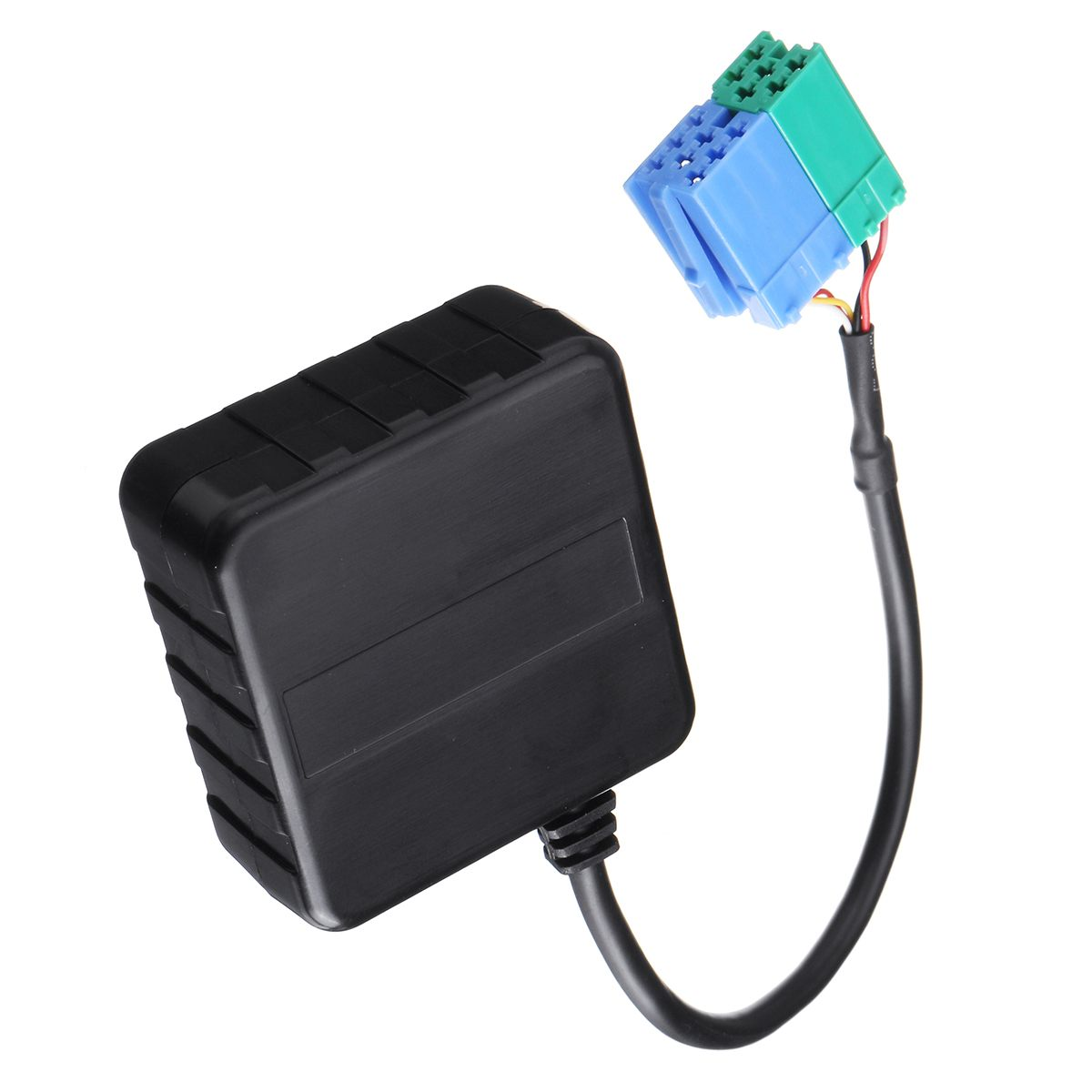 AUX Line in Bluetooth Adapter Cable Mini ISO Radio For Blaupunkt Becker VDO Audi