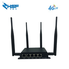 Wifi router with SIM card slot supports 4G LTE USB modem wireless repeater router 300mbps industrial 4G wireless router yf325 industrial dual sim 4g lte wifi router with sim card slot good for m2m iot