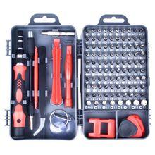 Juego de destornilladores 115 en 1, Mini destornillador de precisión, herramienta de reparación de dispositivos de teléfono móvil, ordenador, PC, herramientas para el hogar