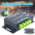 Светодиодный музыки усилителя класса 5V контроллер Репитер сигнала мобильного телефона Портативный для WS2812B WS2811 1903 NC99