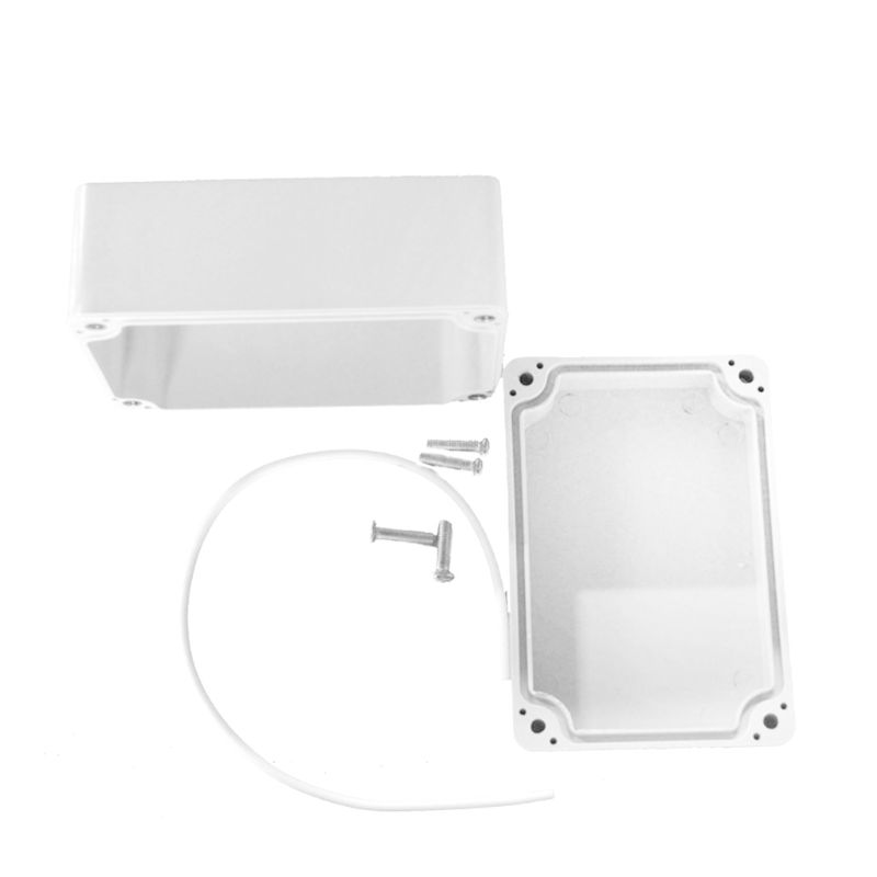 IP65 Waterproof Plastic Junction Box Housing Electronic Project Enclosure Case F1FC