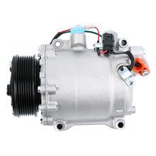Auto Air Compressor  AC Compressor Clutch For Honda CRV 2.4L 2007 2015 Fit Acura RDX ILX 2.4L