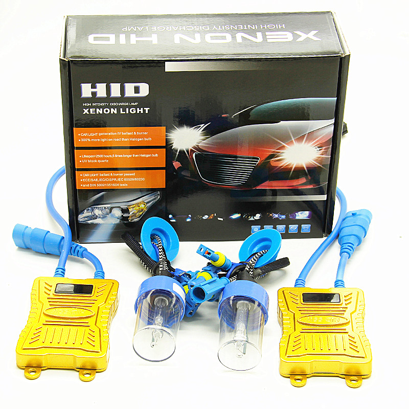 AC 12V Xenon H1 Hid Kit 55W H7 H3 Xenon H7 H8 H10 H11 H27 HB3 HB4 9005 9006 Car Light Source Xenon