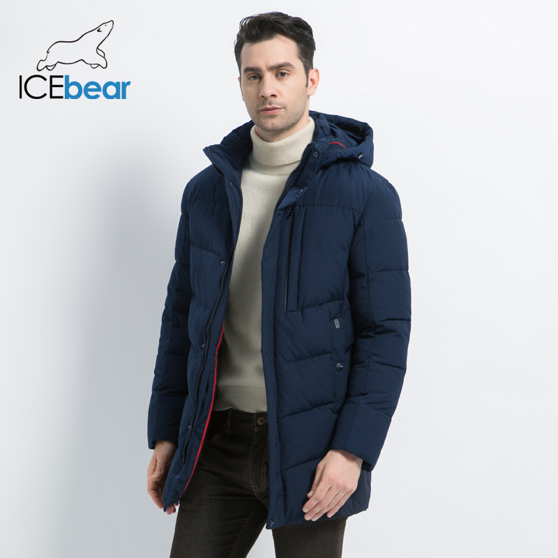 2019 New Men's Winter Jacket Casual Man Cotton Suit Stylish Male Coat High Quality Men's Clothing Brand Apparel MWD19925D
