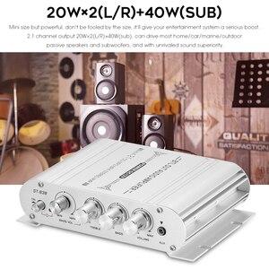 Image 5 - مضخم صوت Douk Audio Mini بـ 2.1 قناة, مضخم صوت ستيريو ، مضخم صوت للمنزل/السيارة/مكبر الصوت البحري لمكبرات الصوت