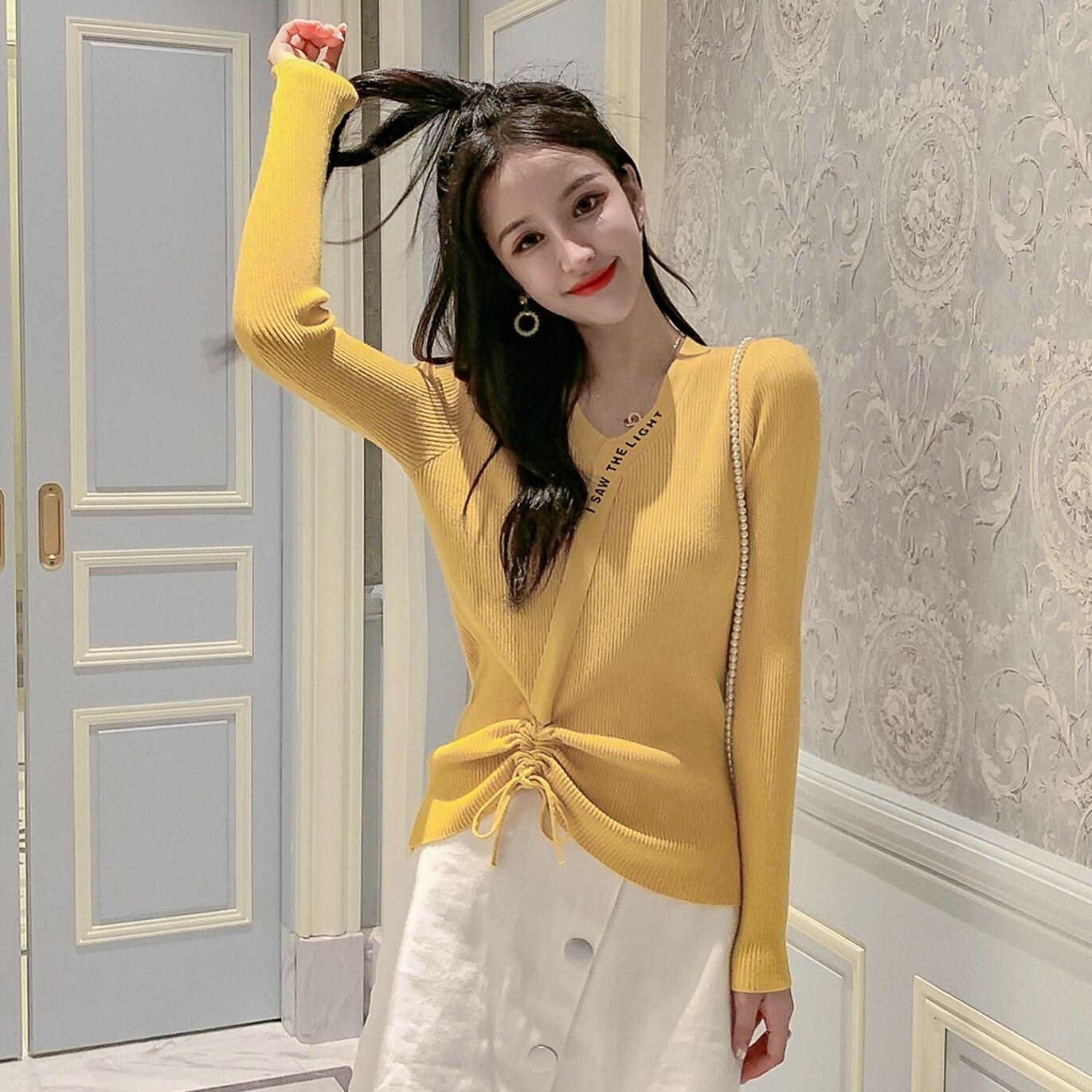 FA858 2020 new autumn winter women fashion casual warm nice Sweater cashmere sweater women
