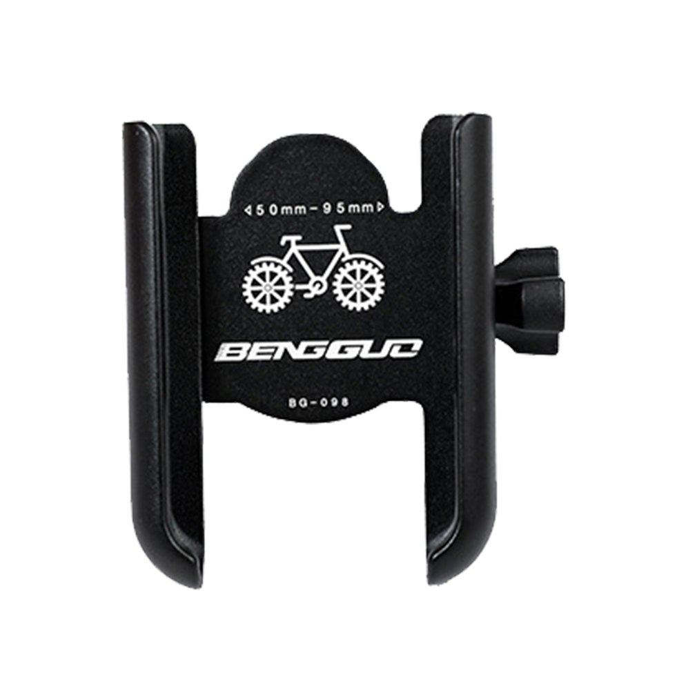 Motorcycle Mobile Phone Holder Aluminum Alloy Handlebar Phone Stand Gps Mount Bracket Riding Equipment 1 Set