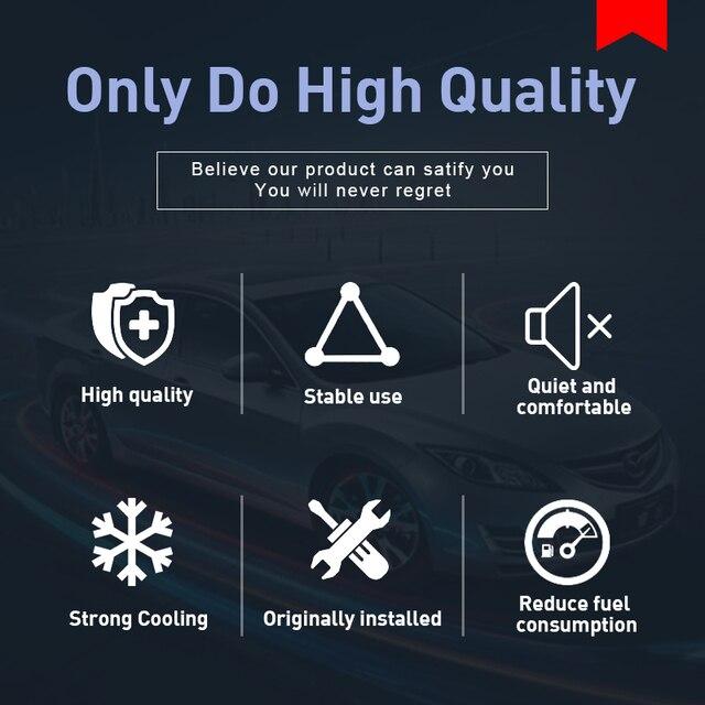 Para BMW E70 X5 07-13 4.8i AC aire acondicionado compresor CSE717 64529195975, 64529185144, 64509121760, 64529195976, 64529121760, 64529185145