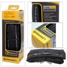 Continental Grand sport / Ultra sport 3 – pneu de vélo de route pliable, 700x23/25C, 60tpi, 120 psi
