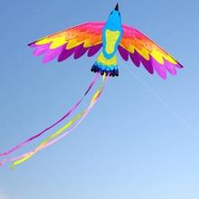 Professional  330cm Power /Huge Chinese Phoenix Kite / Eagle Animal Kites With Flying Tools Toys Flying Kites