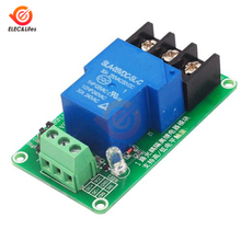 DC 5V 12V 24V 1 Channel Relay Module 30A with optocoupler is