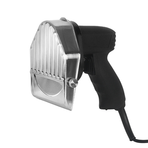 Image 3 - ITOP Electric Kebab Slicer Doner Kebab Cutter Shawarma And Gyros Cutter Kitchen Knife With 2 Blades Meat Slicer Food Processors