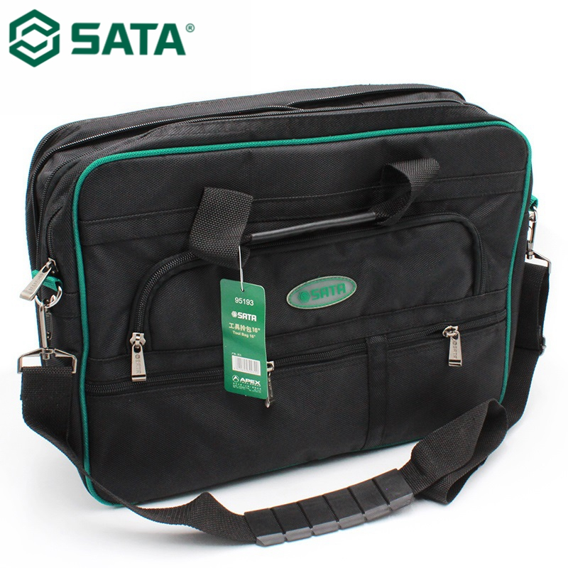 SATA Tool Portable Tool Bag Electricians Hand Tools Bag Organizer 95193