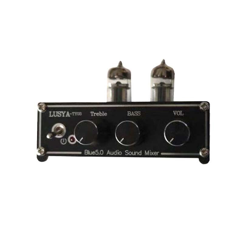 Image 5 - QCC3003 بلوتوث 5.0 HiFi أنبوب Preamplifier preamp 2 لهجة مضخم ضوت  سماعات الأذن مع DAC PCM5102   امدادات الطاقة-في مكبر صوت من الأجهزة  الإلكترونية الاستهلاكية على