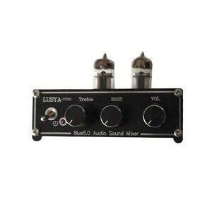 Image 5 - QCC3003 Bluetooth 5,0 HiFi Rohr Vorverstärker preamp 2 ton Kopfhörer Verstärker Mit DAC PCM5102 + Netzteil