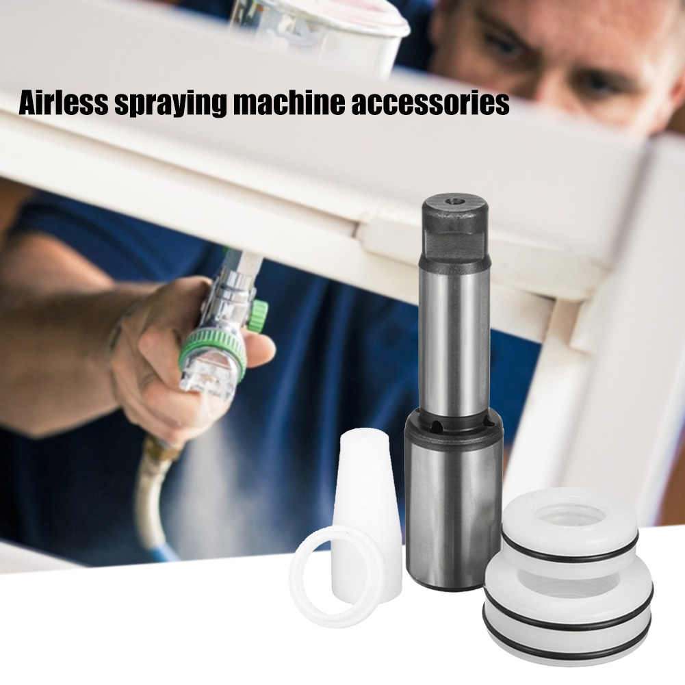 Airless Spray Piston Rod 704-551 W//Seal Repair 704-586 For 440 540 640 UK FAST