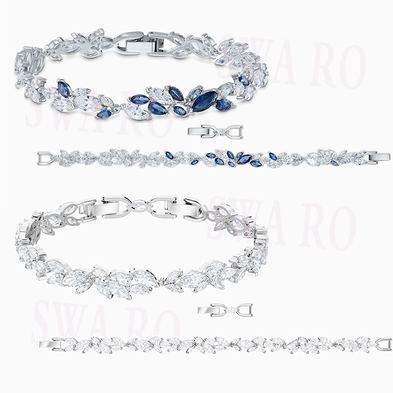 SWA 2020 Classic High-quality Fashion Blue, Louison Bracelet Give Girlfriend A Mother's Day, Exquisite Valentine's Day Gift
