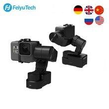 цена на FeiyuTech WG2X Wearable Gimbal Tripod 3-axis Stabilizer Splash-proof  for GoPro Hero 8 7 6 5 4 Sony RX0 YI 4K Action Camera