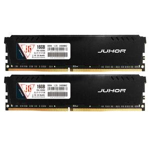 Image 5 - Computer di Memoria Ram DDR4 8GB 16GB 3000mhz Memoria 2400mhz 2666mhz Ram Desktop nuovo Dimm con dissipatore di calore