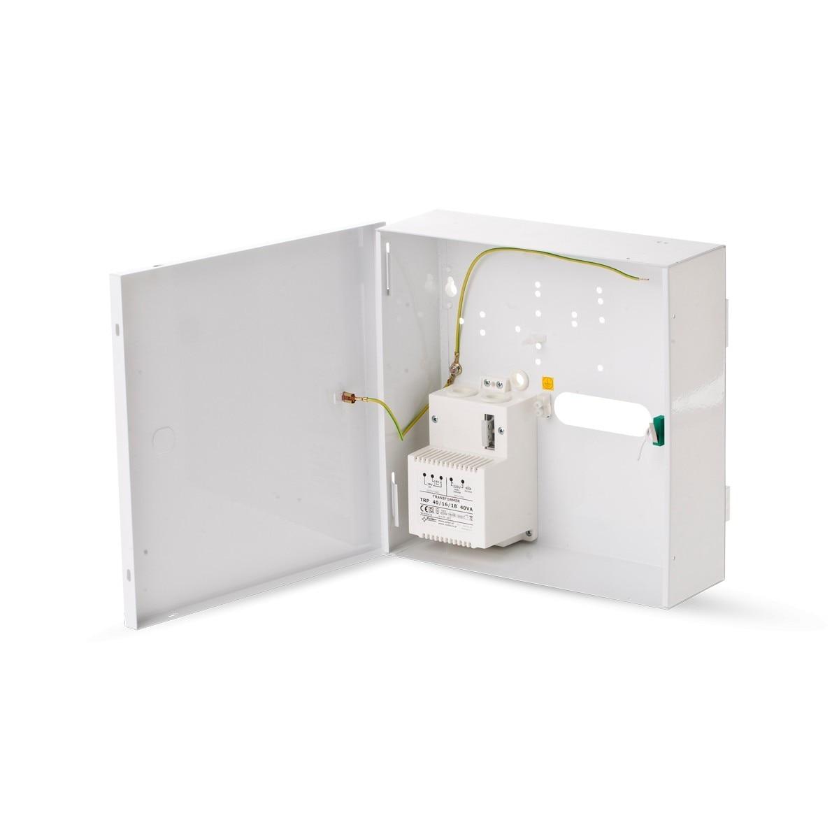 Metal Cash Box From Surface For Original Electronics Alarma ESIM364 ELDES