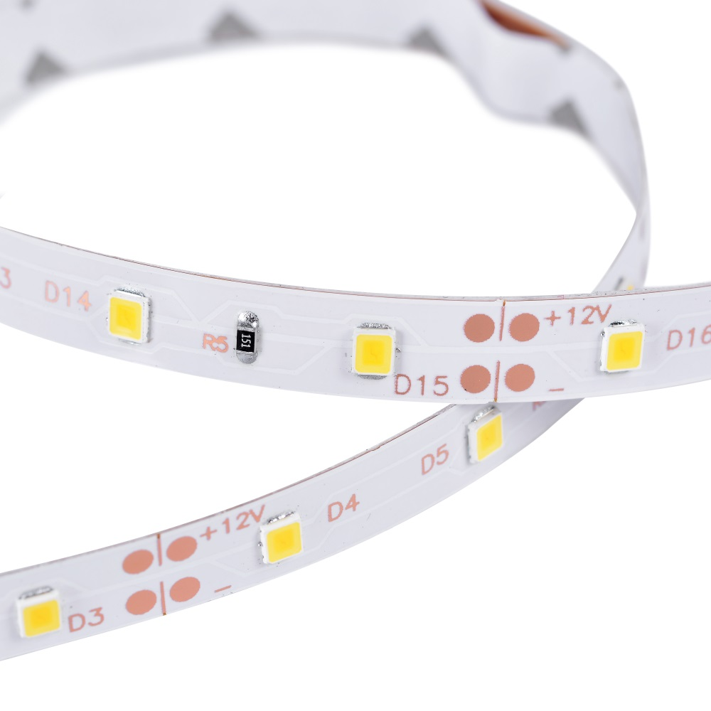 Haa97bdf18b174864817e647f82e79f06E 5M 300 LED Strip Light Non Waterproof DC12V Ribbon Tape Brighter SMD3528 Cold White/Warm White/Ice Blue/Red/Green/blue