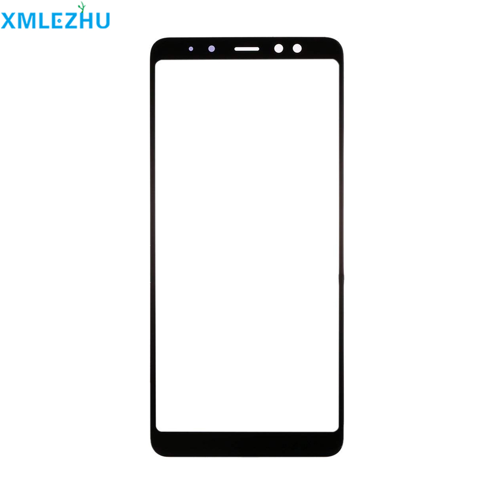 10Pcs LCD Touch Screen Front Glass Outer Panel For Samsung Galaxy A8 A8+ Plus 2018 A730 A730F A530 A530F