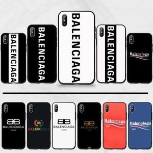 Роскошный Парижский модный тренд клиент coquille DIY Мягкий ТПУ чехол для телефона iphone 5 5S SE 5C 6 6S 7 8 plus X XS XR 11 PRO MAX