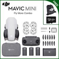 DJI Mavic Mini 3-Achsen Gimbal 2,7 K Kamera Drone Quadcopter 249g Ultraleicht Faltbare 30 Minuten Flugzeit 4KM HD Video Transmision