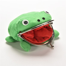 Frog Wallet Purse Coin-Holder Naruto Manga Flannel Anime Cute 1PCS