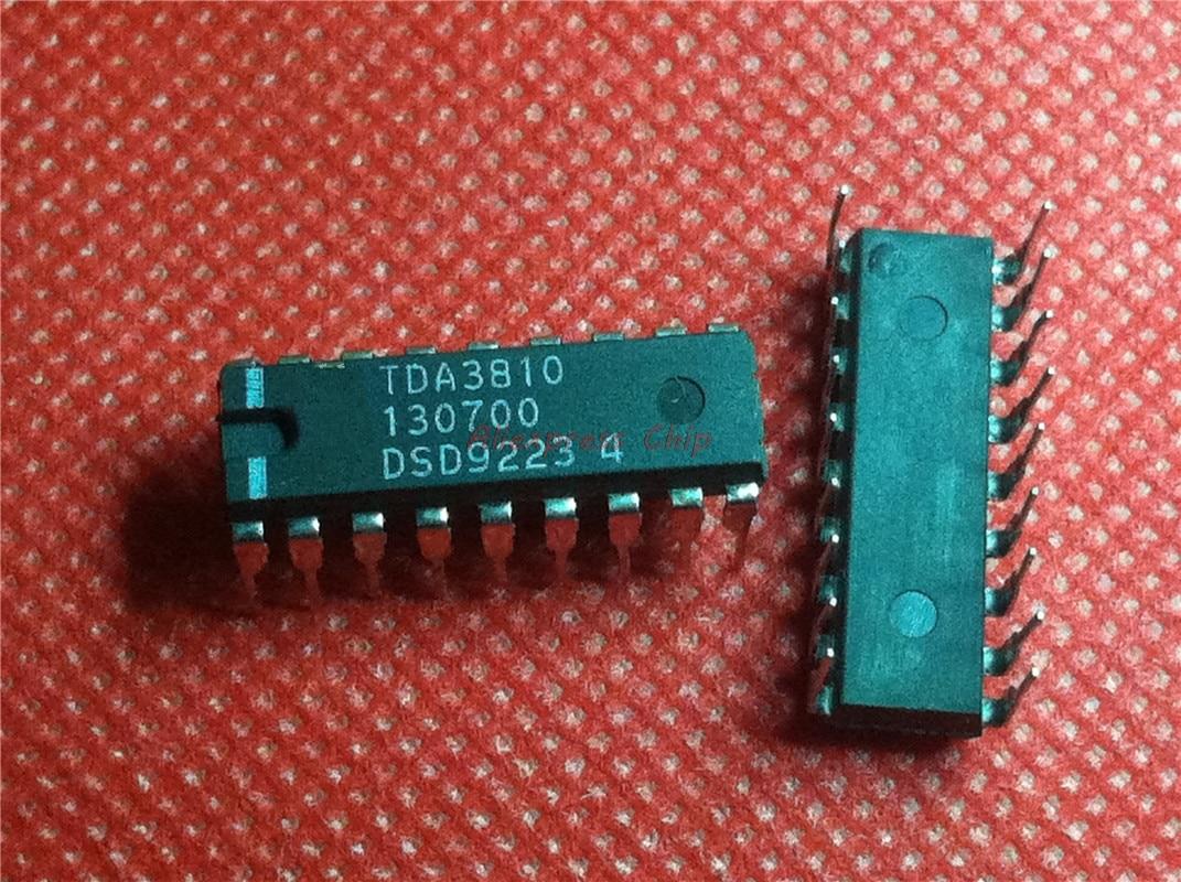 1pcs/lot TDA3810 A3810 DIP-18 In Stock