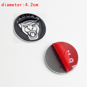 Image 4 - 1pc Car Gear Shift Knob Interior Emblem Decals for Jaguar Logo F PACE XE XF XJ XEL XFL Car Styling Sticker Auto Accessories
