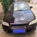 Смола матовый черный подходит для Honda Accord 6th 1998-2002 Передняя решетка гриль сетка 1 шт