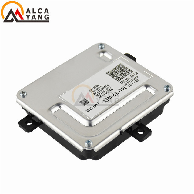 Yeti 5L A3 4G0907397P LED Headlight DRL Ballast LTM LL TFL Daytime running 4G0907697D Module 28519748 for A6 4G0907397R car lamp