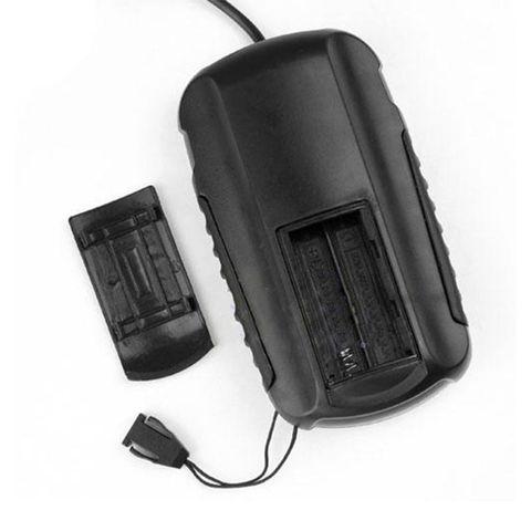 12m portatil fish finder profundidade alarme sensor transdutor fishfinder sonar